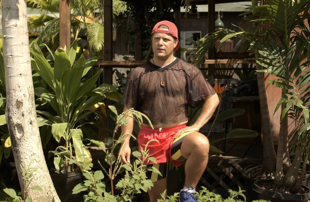 50 First Dates Showed Off Astin's Comedic Side