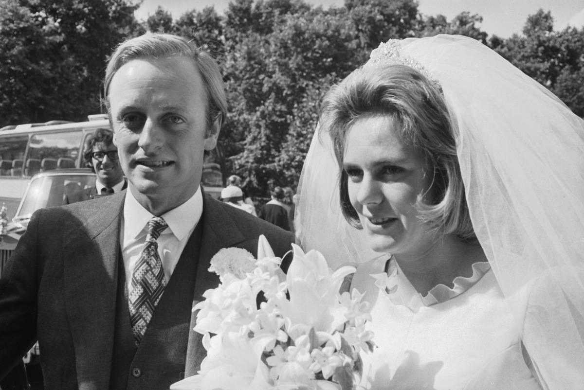 Parker-Bowles Marriage
