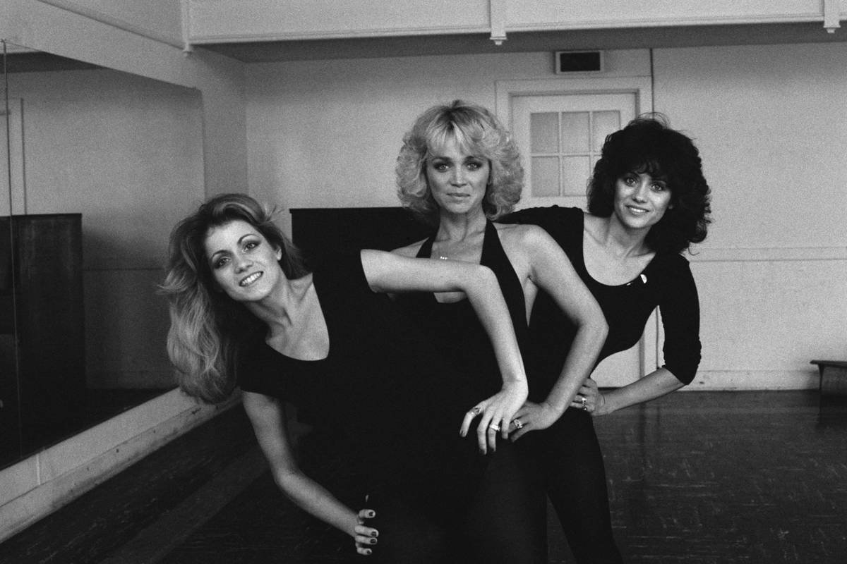 Mandrell Sisters: Irlene, Barbara and Louise