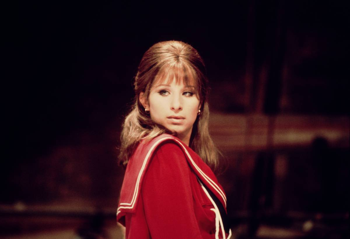 Barbra Streisand's Funny Girl Fame Made Her THE Star Of 1968