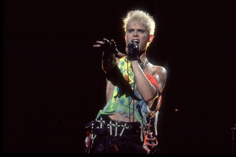 Billy Idol - Then