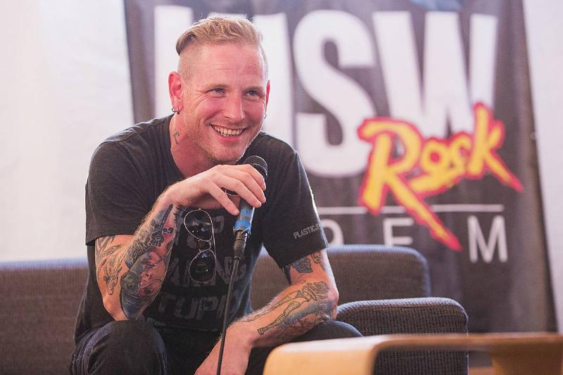 Corey Taylor - Slipknot - Then