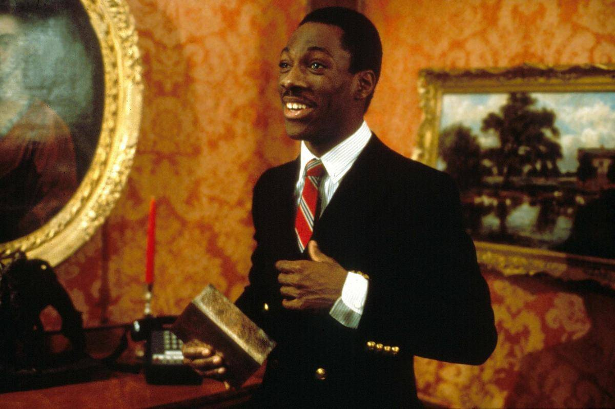 Eddie Murphy Continued To Make People Laugh In 1983