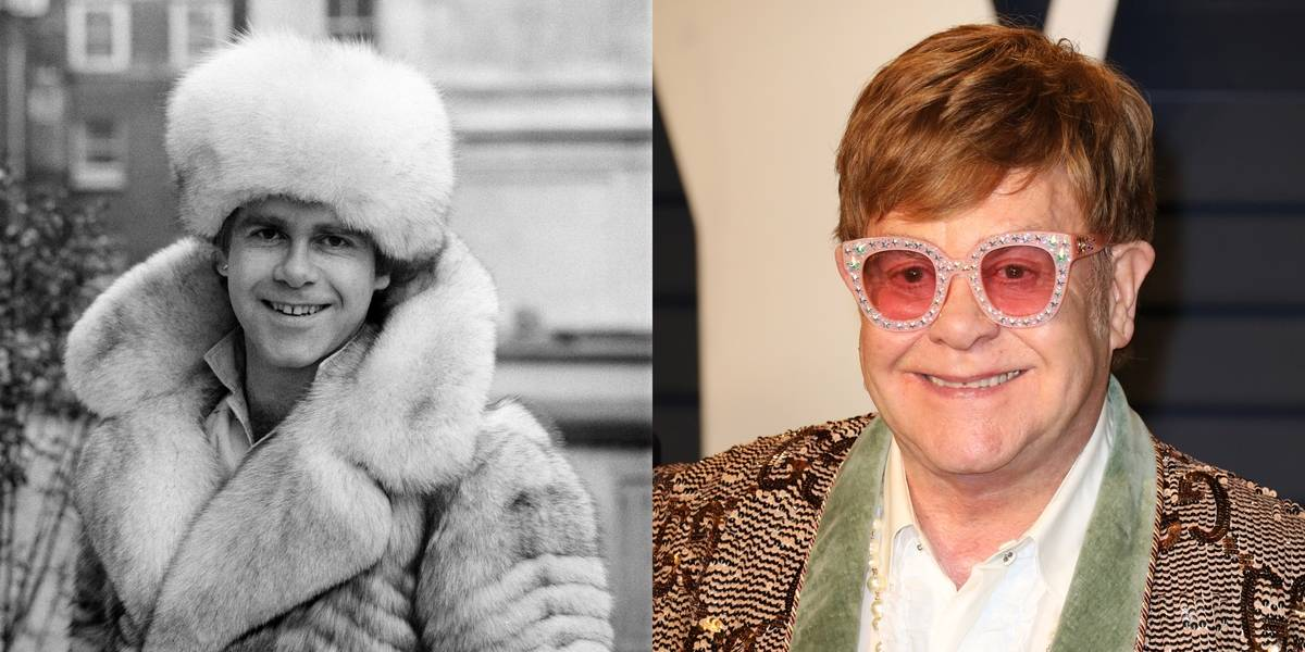 Elton John Has Always Been On Top Of High Fashion