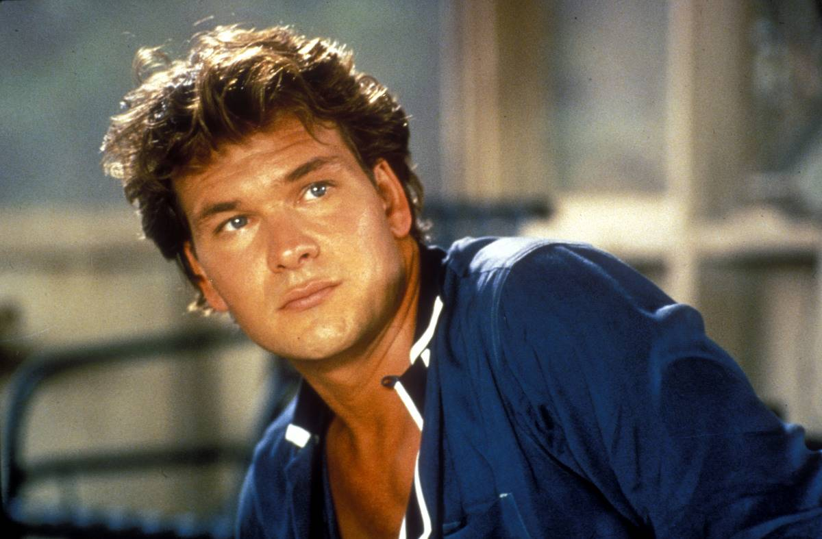 Everyone Wanted To Dance With Patrick Swayze In 1987
