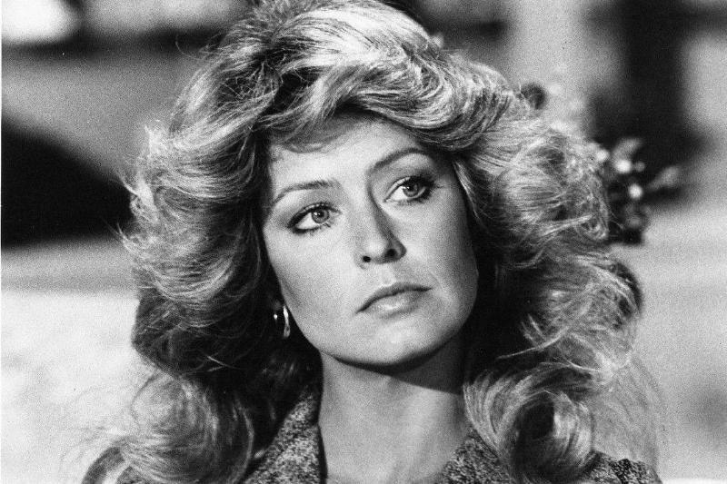 Farrah Fawcett Was Everyone's Angel In 1976