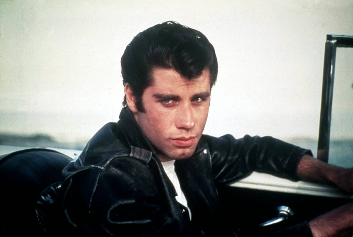 Grease And John Travolta Were The Word In 1978