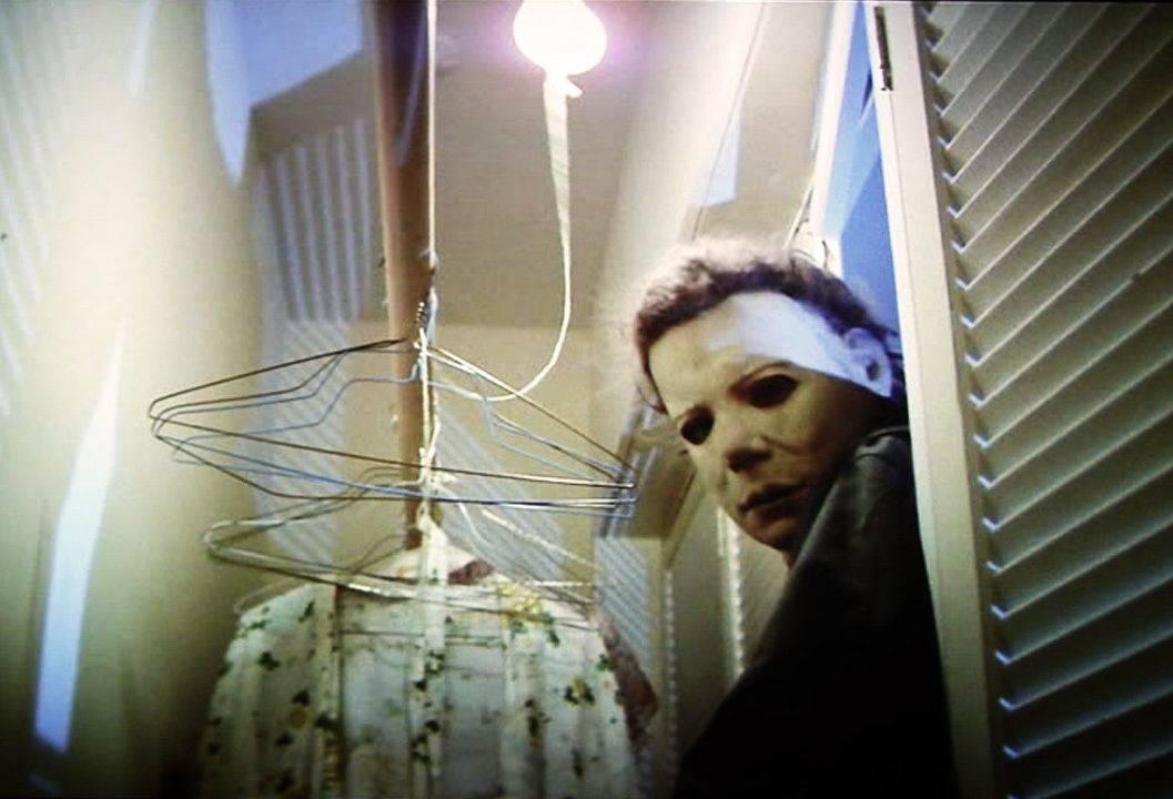 Nick Castle in Halloween