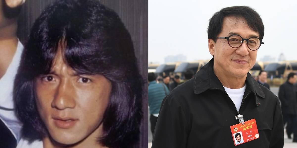 Jackie Chan Lost The Long Locks
