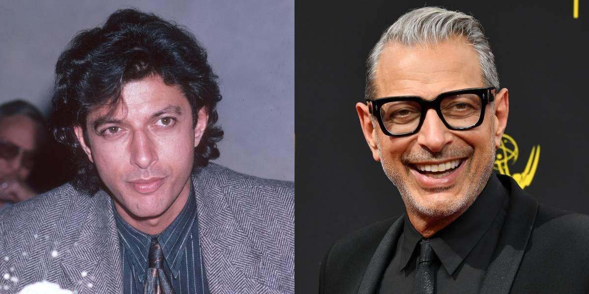 Jeff Goldblum Embraced The Silver