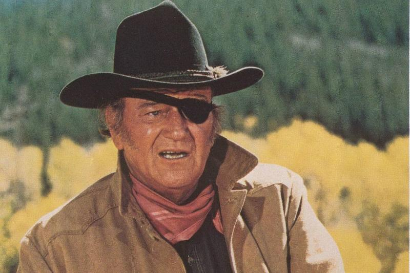 John Wayne Was Coming Off An Oscar Win In 1970