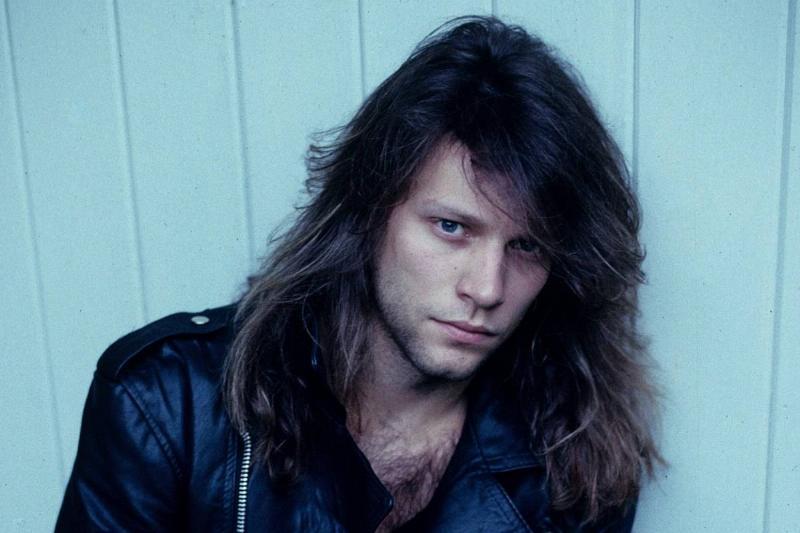 Jon Bon Jovi - Then