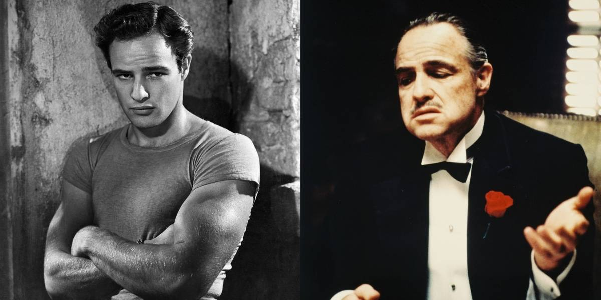 Marlon Brando Went From Bad Boy To Mob Boss