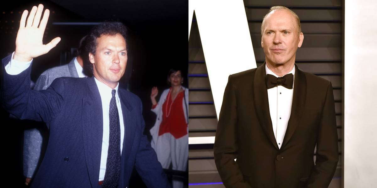 Michael Keaton Might Have Lost A Bit Of Hair