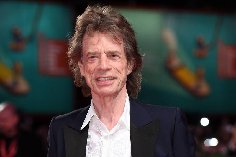Mick Jagger - The Rolling Stones - Now