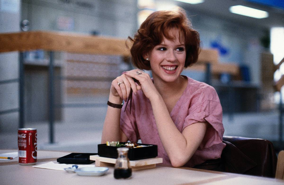 Molly Ringwald Was The High School Princess In 1985