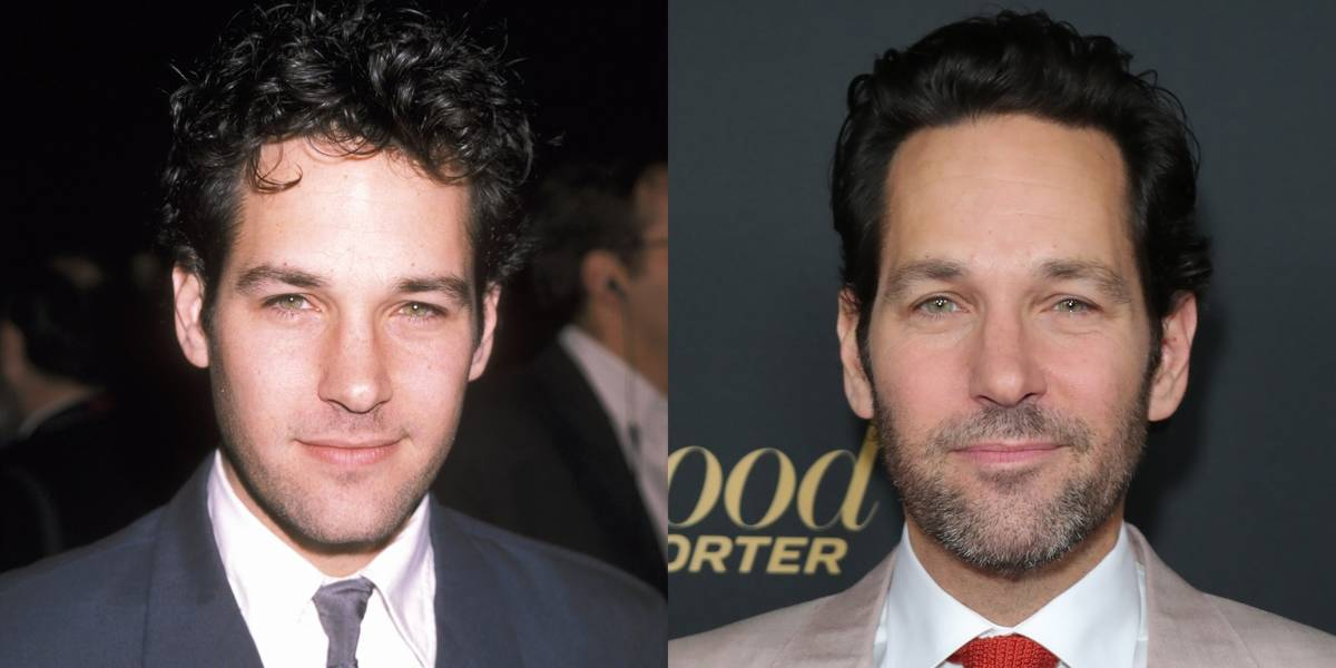 Paul Rudd Is The Master Of Not Aging