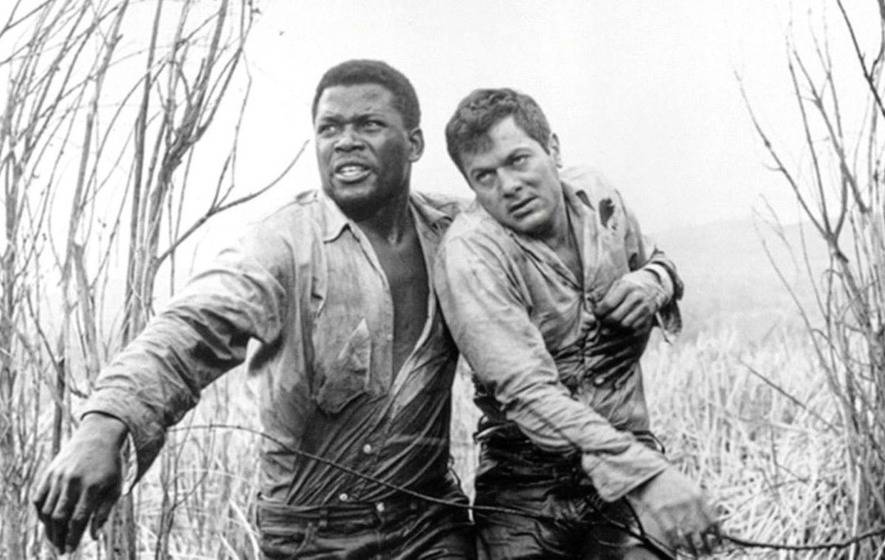 Sidney Poitier Was The Talk Of Hollywood In 1958