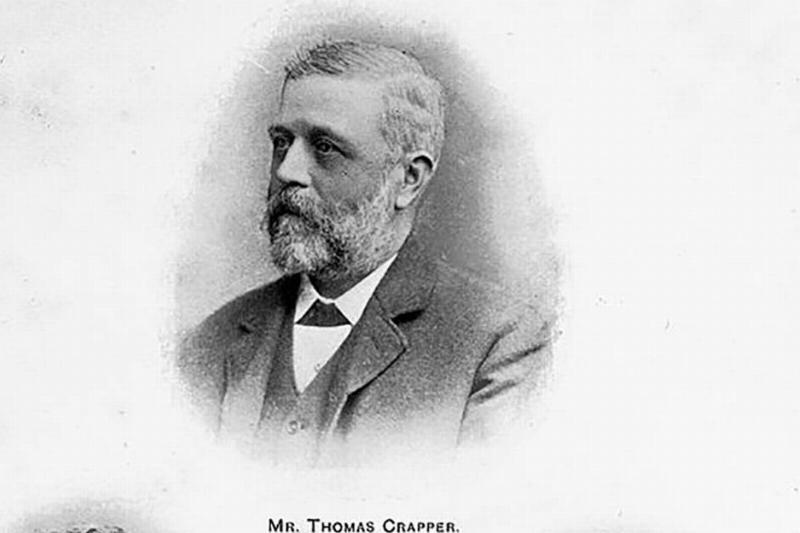 Picture of Thomas Crapper