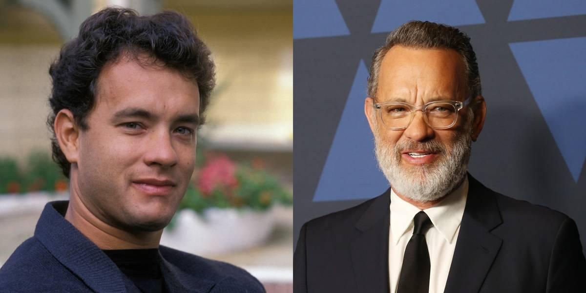 Tom Hanks Still Has Kind Eyes