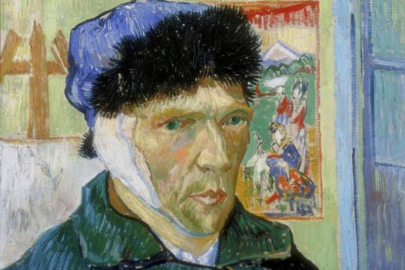 Portrait of van Gough