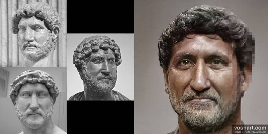 hadrian emperor