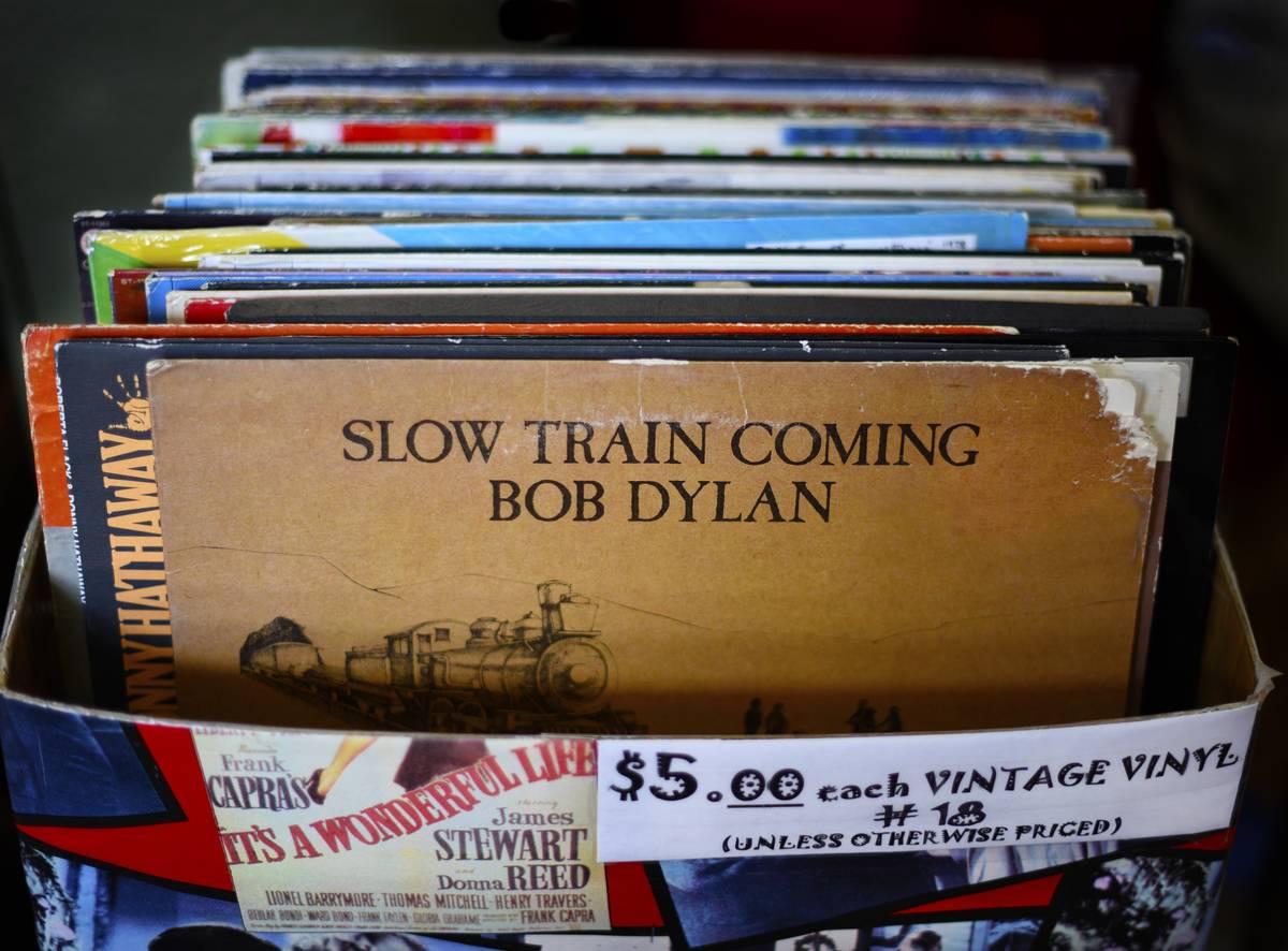 1979 record album by BOB DYLAN