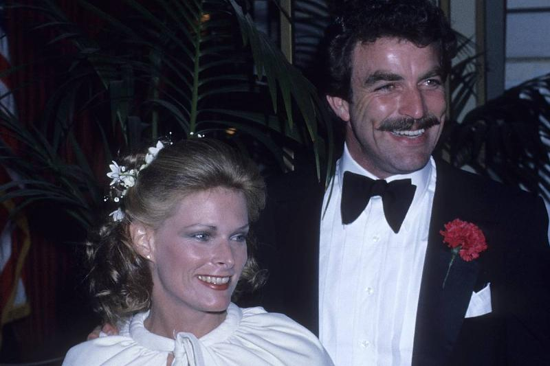 35th Annual Golden Globe Awards selleck and wife