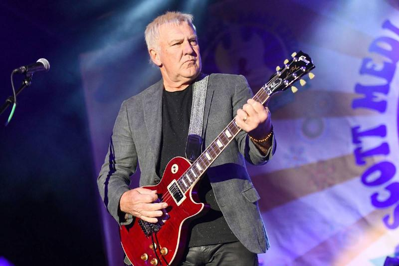 Alex Lifeson Is Known For His Signature Riffing