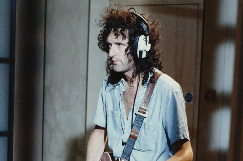 Brian May Created His Own Guitar