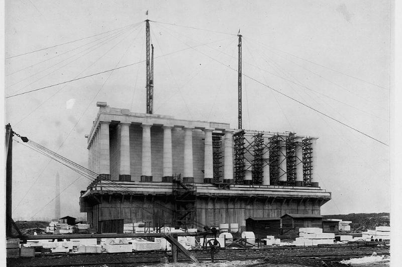 Picture of its construction