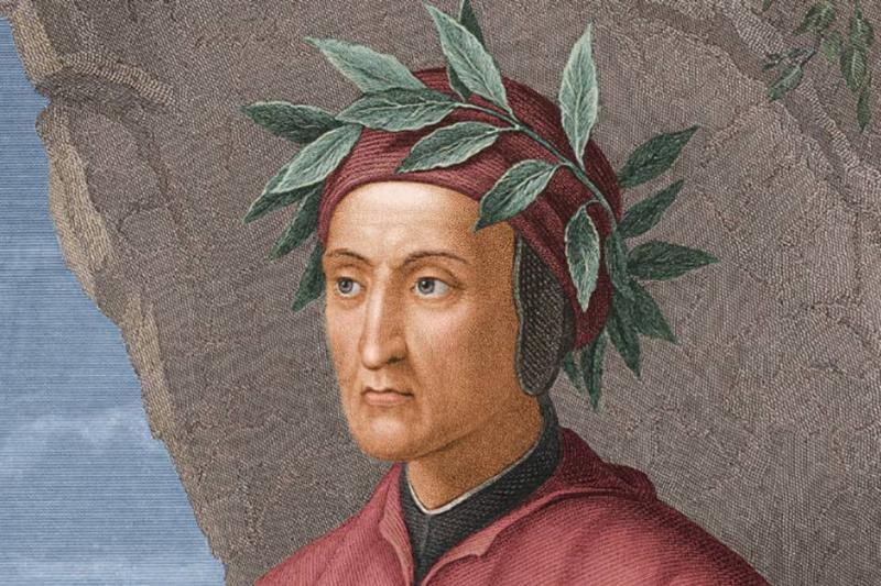 Portrait of Dante