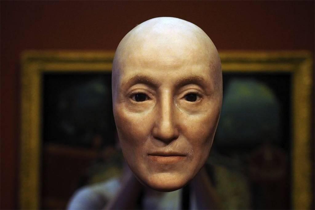 3D of Elizabeth