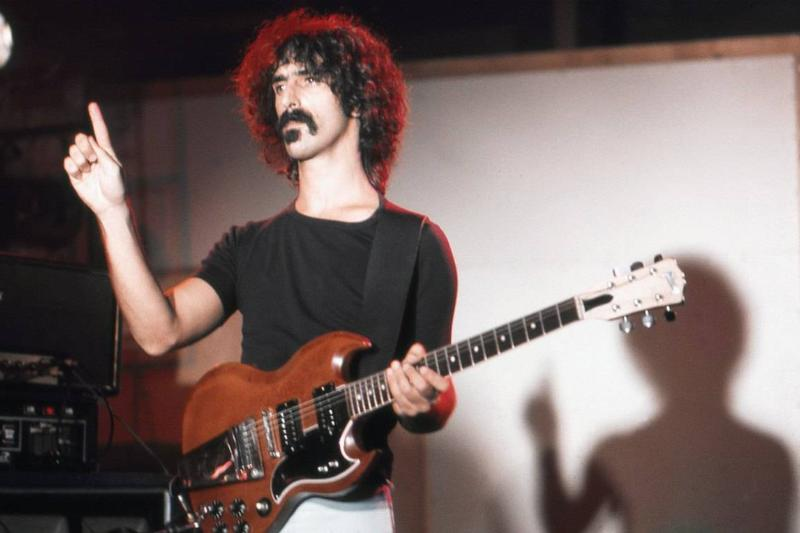 Frank Zappa Is More Than A Little Experimental