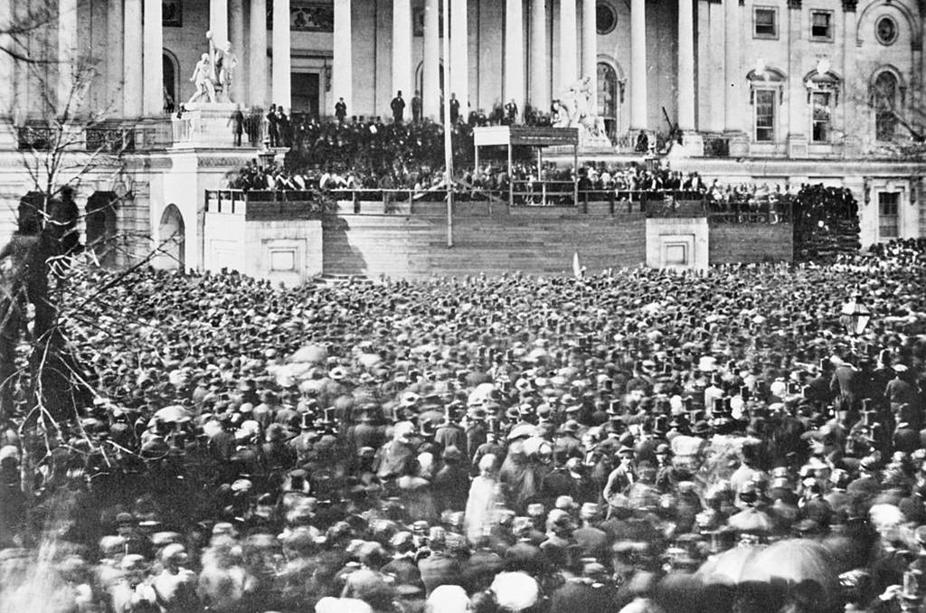 Picture of the speech