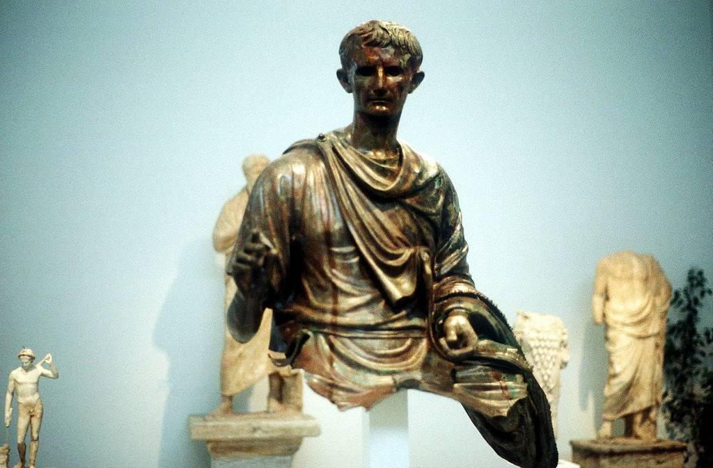 Statue of Julius