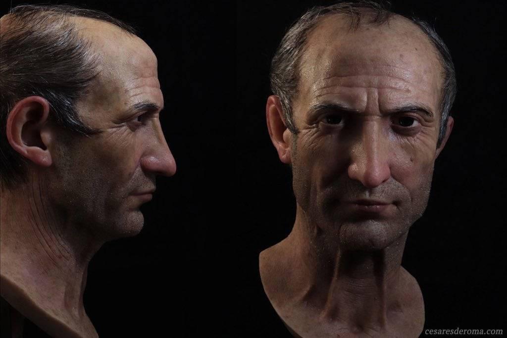 3D of Caesar