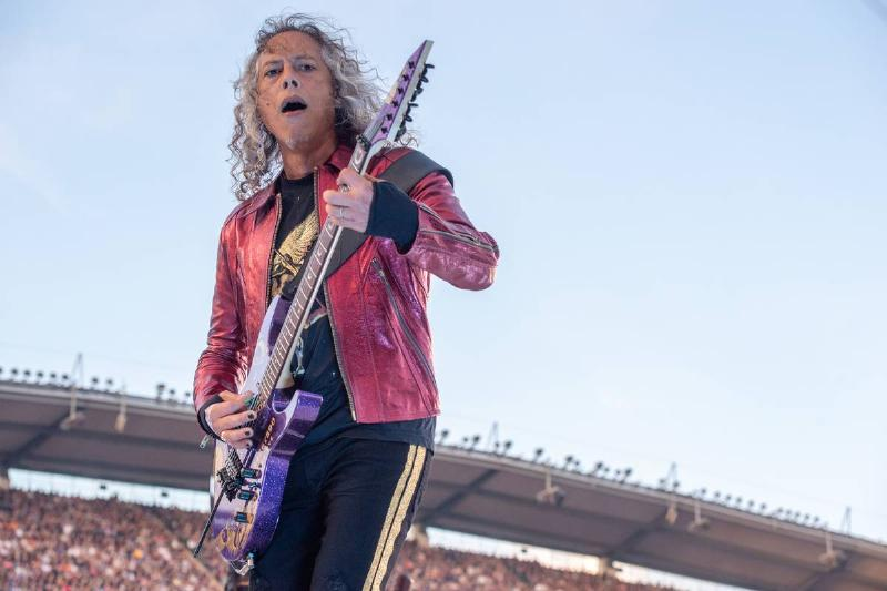 Kirk Hammett Was Asked To Join Metallica The Same Day He Auditioned