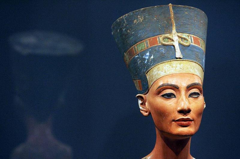 Bust of Nefertiti