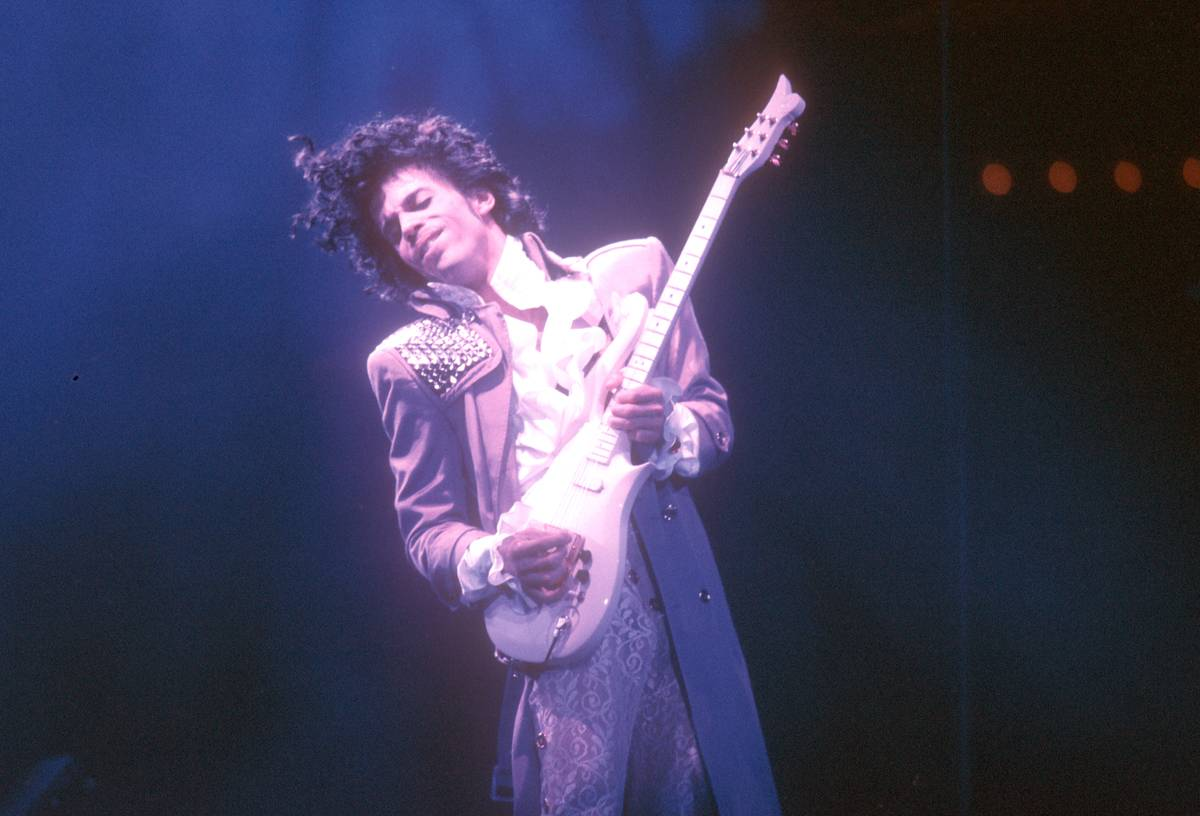 Prince Was Considered A Guitar Virtuoso