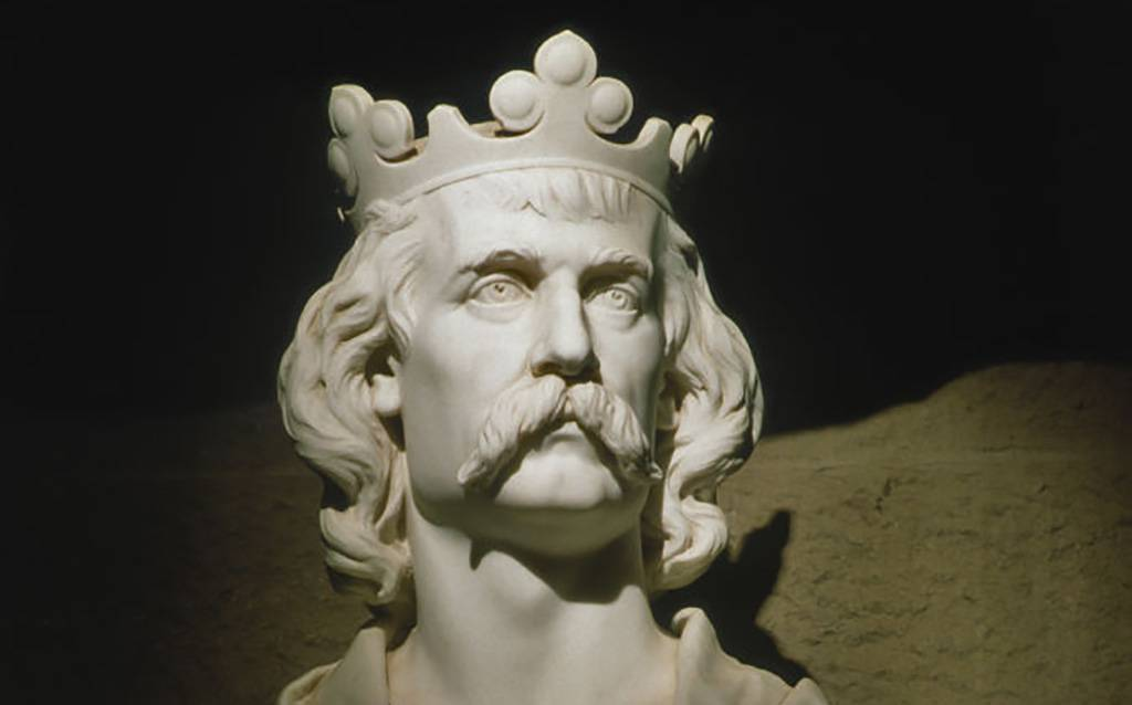 Statue of Robert The Bruce