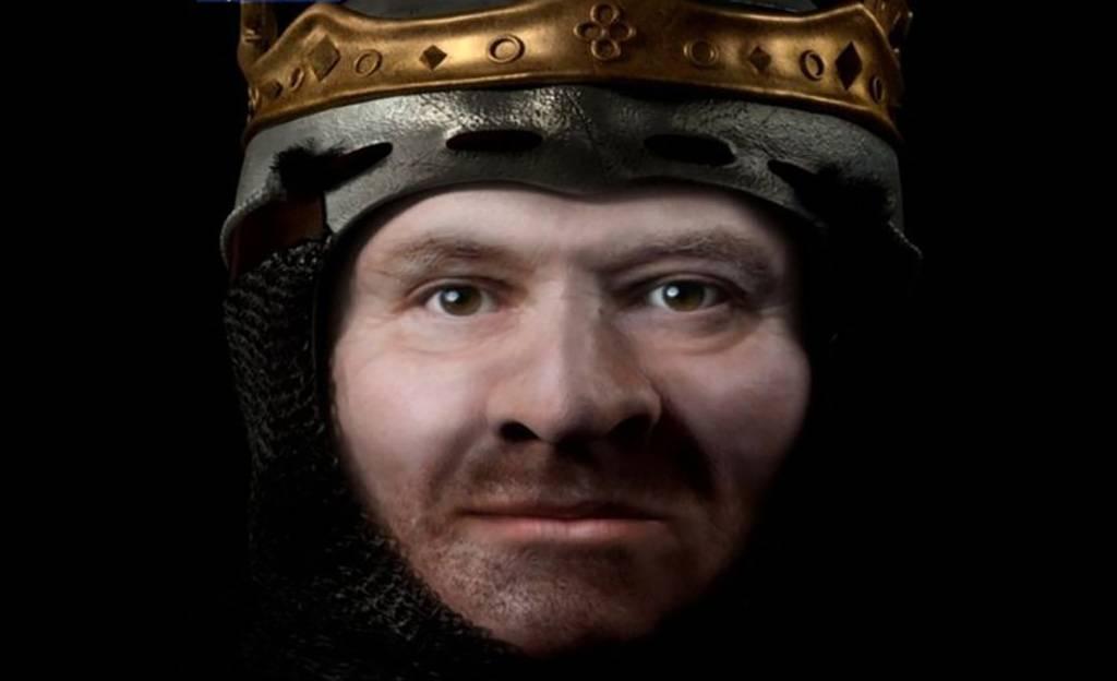 3D of Robert the Bruce
