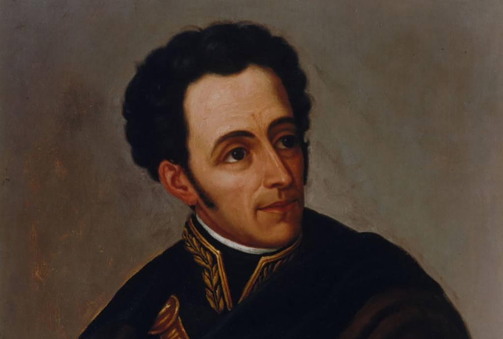 Portrait of Bolivar