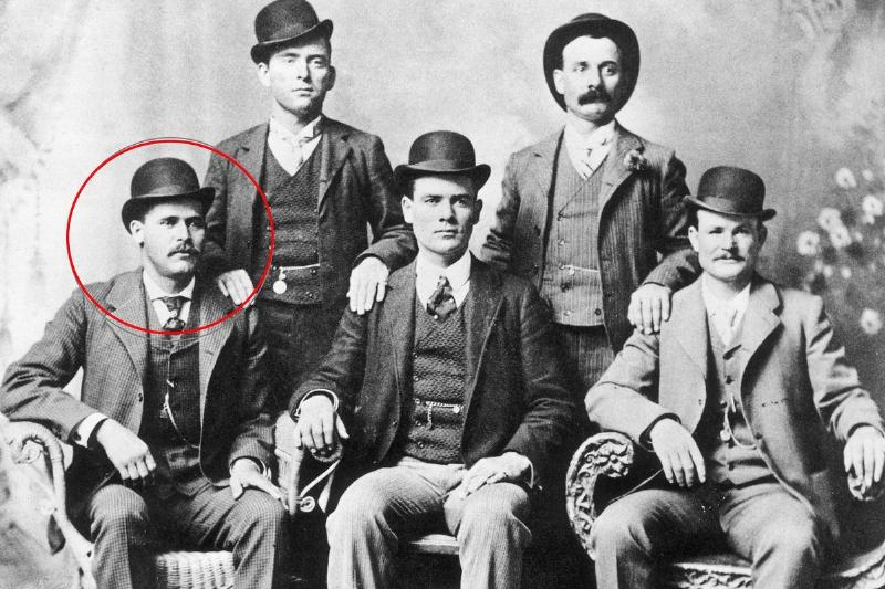 The Sundance Kid Adopted His Name In Jail