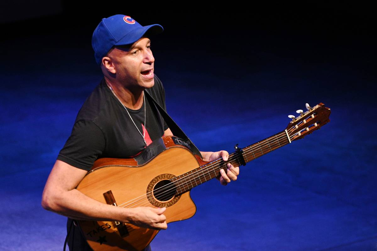 Tom Morello Influence Rock Of The '90s