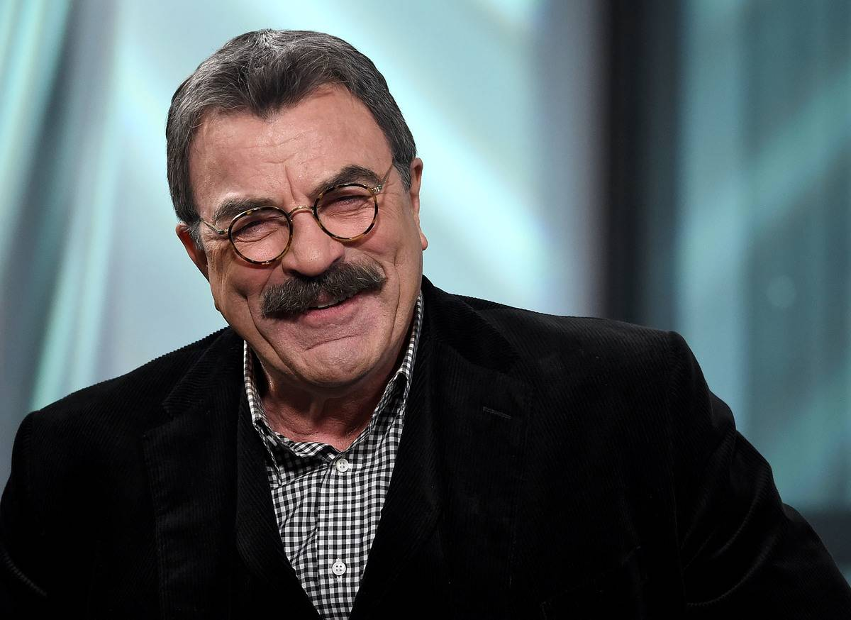 Build Presents Tom Selleck Discussing His Show
