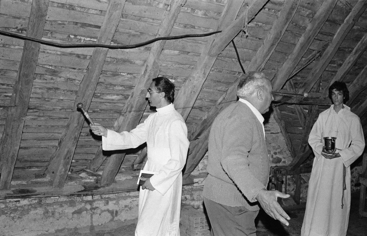 La famille Lahore et sa 'ferme hantée' en 1979