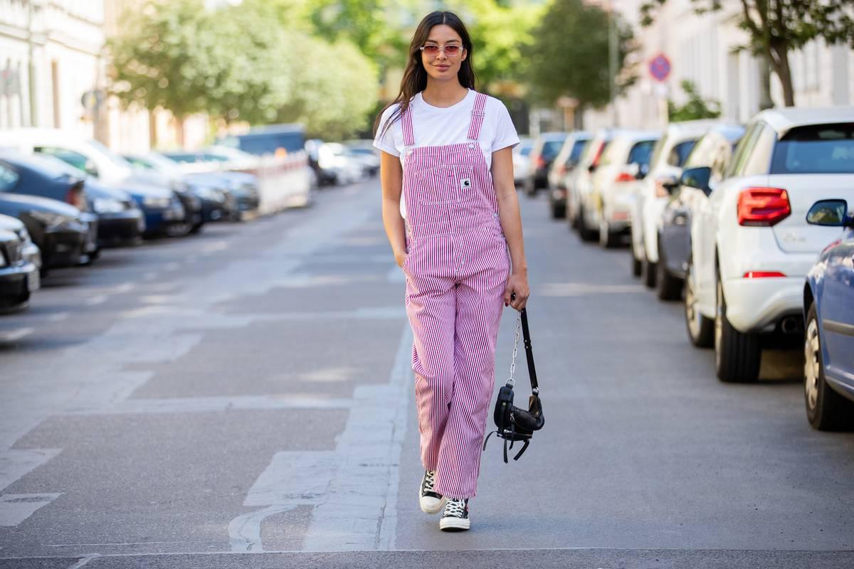 Street Style - Berlin - June 02, 2020