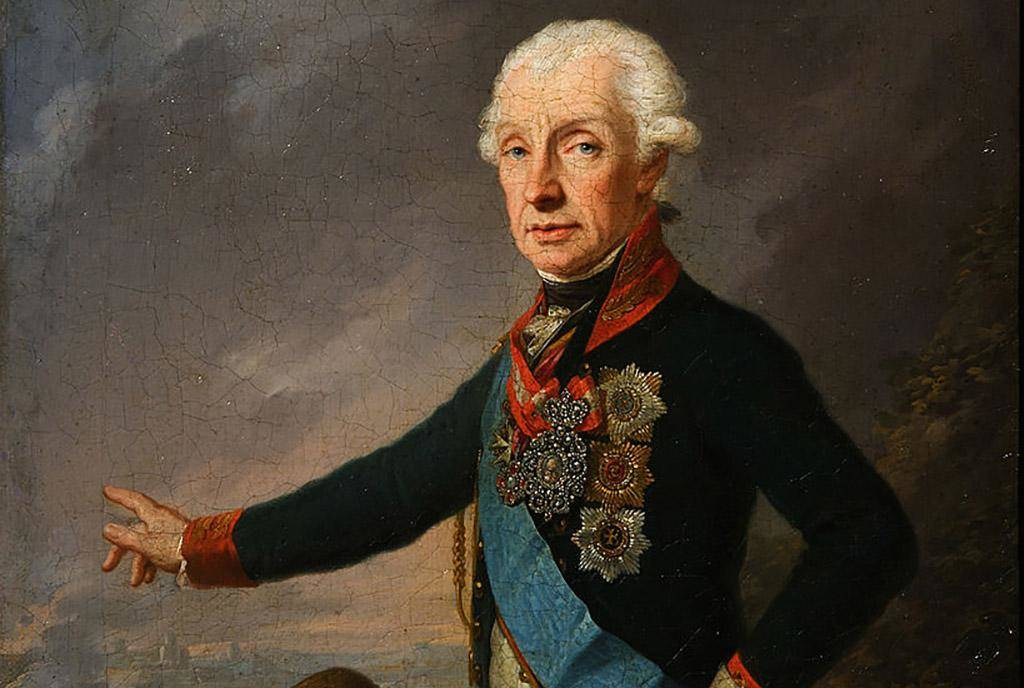 Alexander Suvorov Is One Of Russia's Most Legendary Generals