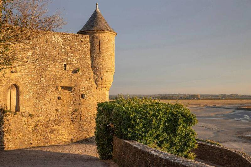 Bartizans Helped Soldiers Defend Castle Walls